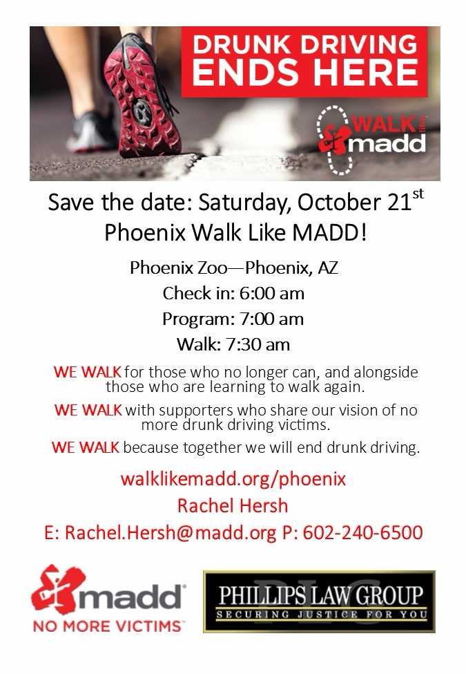 How to Get Involved With MADD