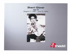 Sherri Glover slide