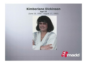 Kimberlane Dickinson slide