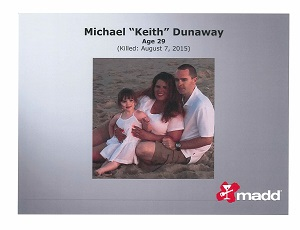 Officer Michael Keith Dunaway