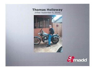 Thomas Holloway slide