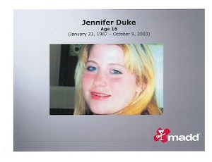 Jennifer Duke slide