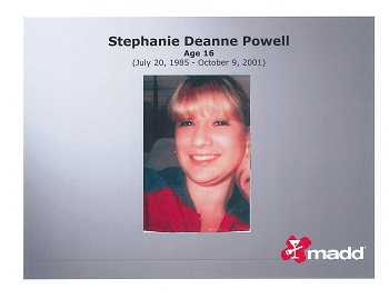 Stephanie Deanne Powell slide