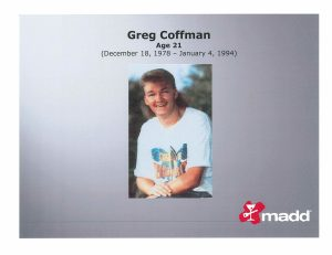 Coffman Greg
