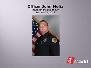 Officer John Melia