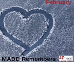 February 2018 MADD TN Remembers