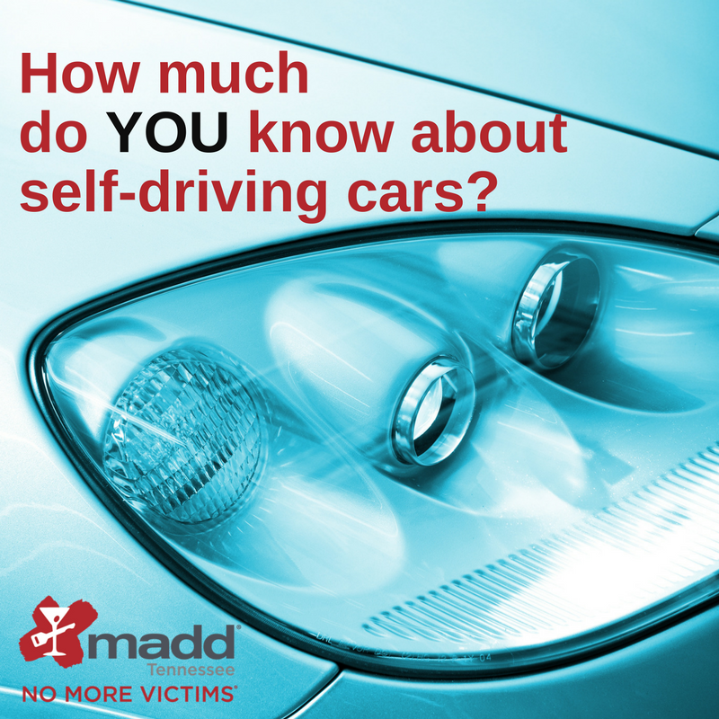 How Much Do YOU Know About Self-driving Cars_