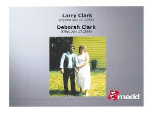 Larry and Deborah Clark