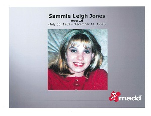 Sammie Leigh Jones