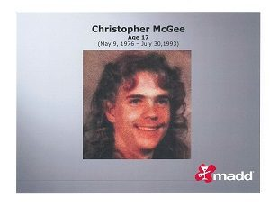 Christopher McGee
