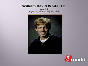 William David White III