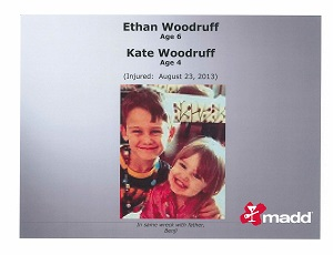 Ethan and Kate Woodruff