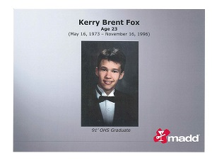 Kerry Brent Fox