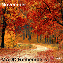 November 2018 MADD Remembers web version