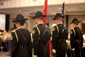 THP Honor Guard 2018 NOR