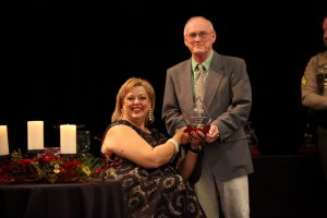 Norris Skelley 2018 East TN Golden Achievement Award