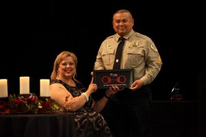Sgt Kevin Sathongnhoth Shelby Co Sheriff's office 2018 West TN Outstanding Service Award