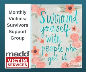 Victim Services Monthly Meeting Graphic with Title and logo cropped web version