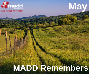 May 2019 TN MADD Remembers