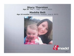 Stacy Thornton and Maddie Belt
