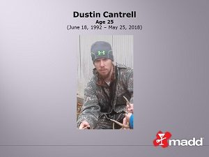 Dustin Cantrell