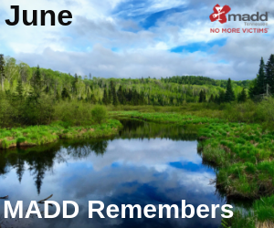 June 2019 MADD Remembers