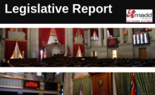 MADD Tennessee 2019 Legislative Report