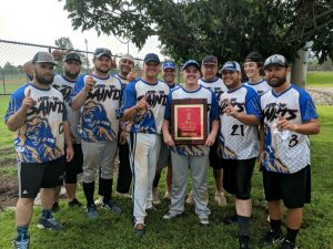 2019 First place team Jesus Christ of Latter Day Saints