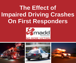 The Effect of Impaired Driving Crashes On First Responders web version