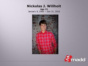Nickolas Willhoit
