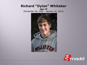 Richard Dylan Whitaker