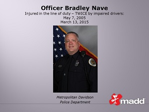 Officer Bradley Nave