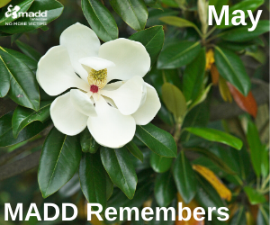 May 2020 MADD Remembers