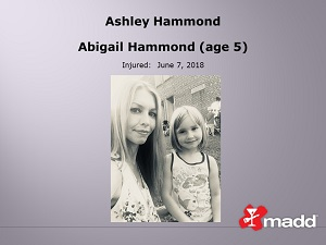 Ashley and Abigail Hammond