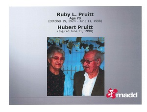 Ruby and Hubert Pruitt