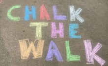 Chalk the walk web version