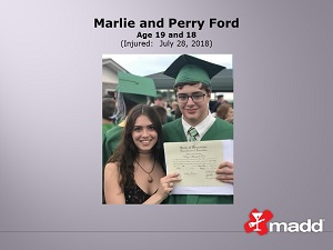 Marlie and Perry Ford