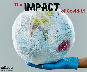 Impact of Covid 19 statement graphic web version
