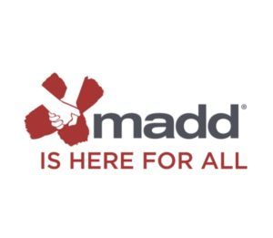 MADD is Here for All logo