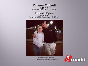 Dineen Cottrell and Robert Pyles