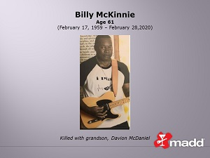 Billy McKinnie