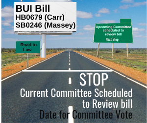 Road To Law BUI Bill 2021 web version