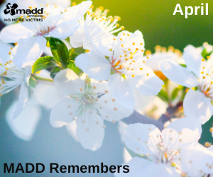 April 2021 MADD Remembers FB post web version