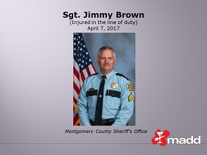 Sgt Jimmy Brown