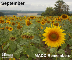 September 2021 MADD Remembers web version
