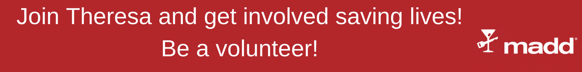 Volunteer With MADD