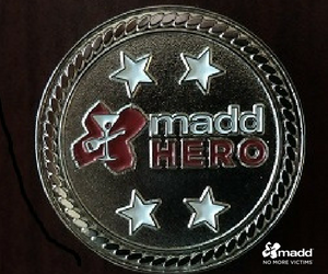 Challenge Coins to Support Law Enforcement | MADD