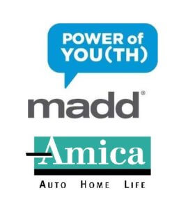 Madd Announces Partnership With Amica Insurance To Remind The Nation A Safer Future Rides On Tomorrow S Drivers Madd